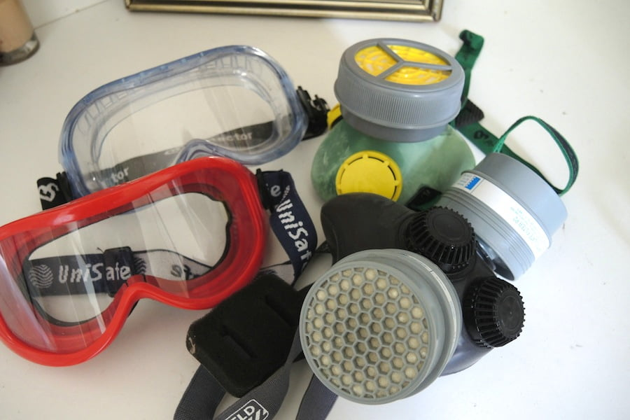 Some of the essential items for your bushfire kit
