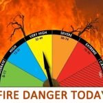 bushfire danger today copy