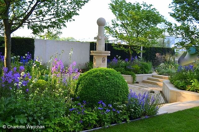 Chelsea 2014 The M & G Garden designed by Cleve West
