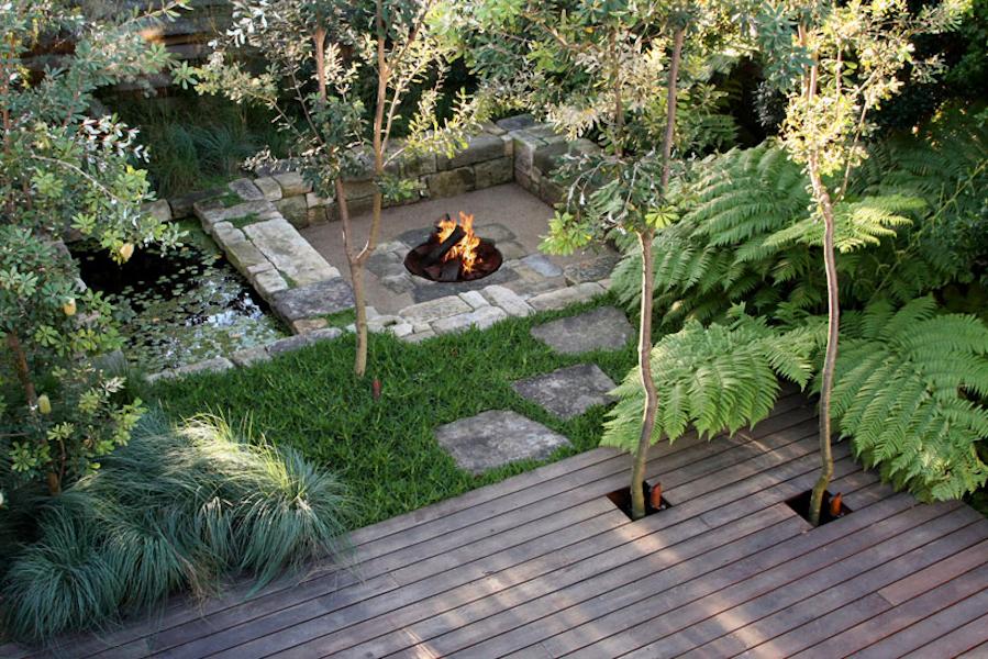 Spirit level design gardendrum for Garden design level 3