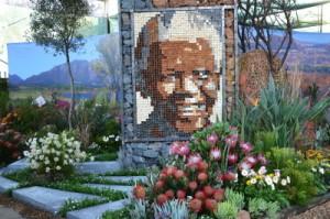Kirstenbosch-SA Chelsea Exhibit at Garden World. Photo Magriet.