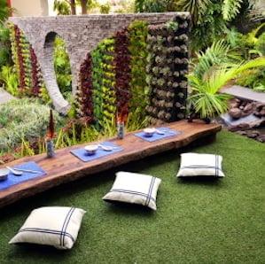 Oriental surprise 1 s gardendrum for Garden design fest 2014