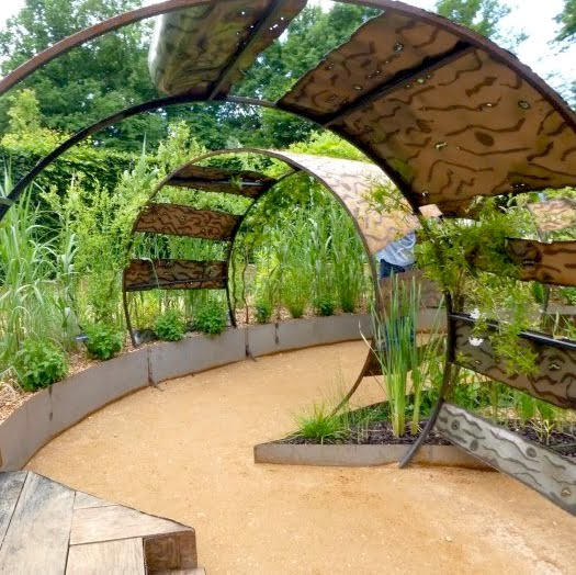 P1010353 gardendrum for Garden design fest 2014