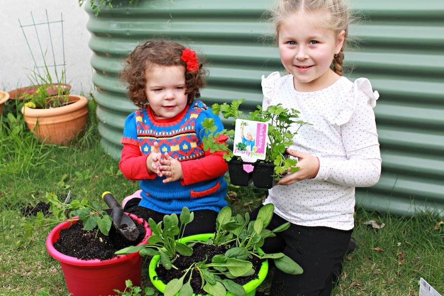 Smarty Plants_Alia and Taylor a