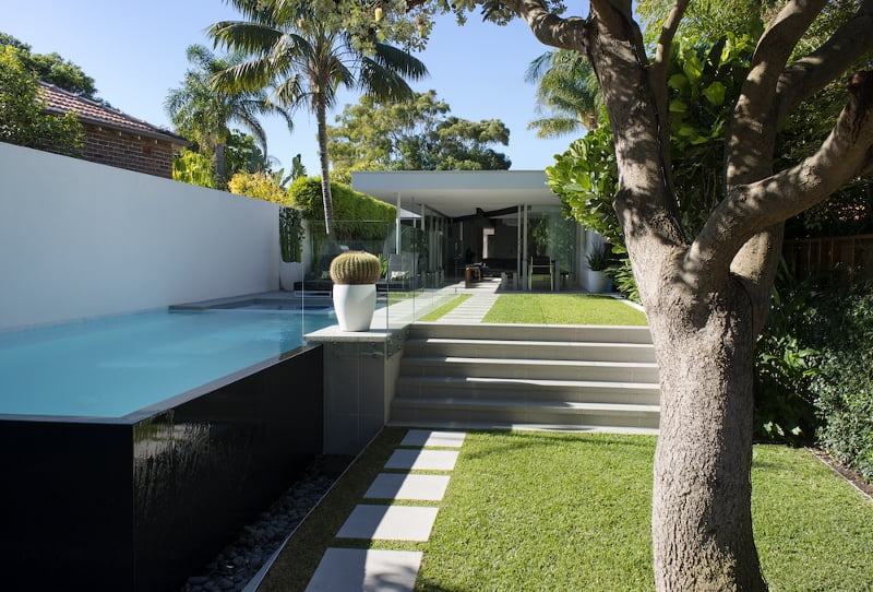 AILDM Awards 2014 Winner Category 3 Residential over $150,000 and Allan Correy Award for Design, Excellence Secret Gardens
