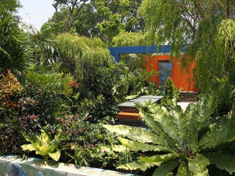 Jim Fogarty design Australasia at Singapore Garden Festival 2014