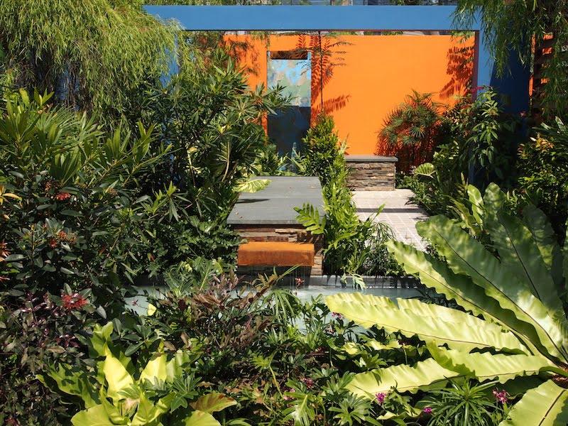Jim Fogarty design 'Australasia' Singapore Garden Festival 2014