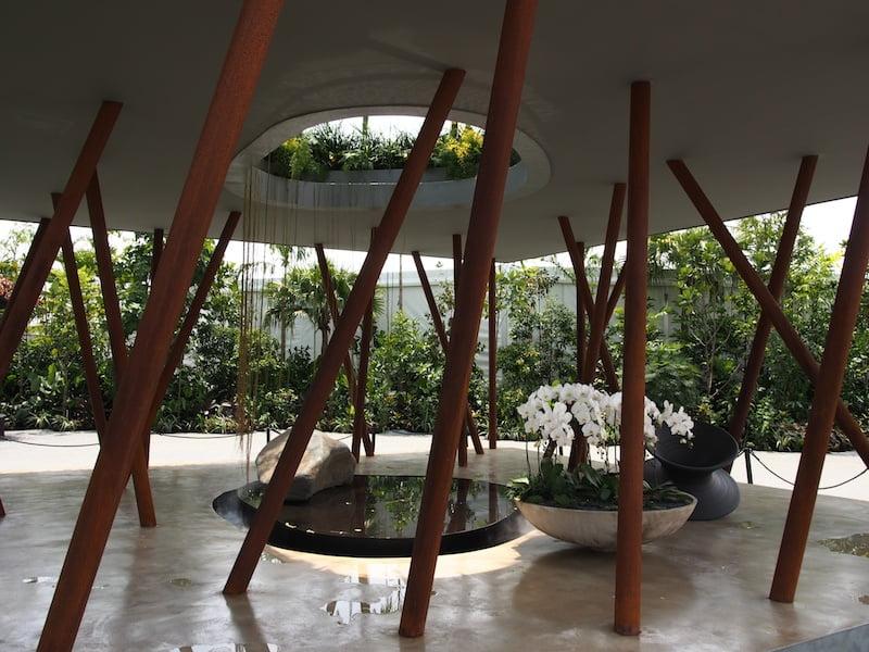 Sacred Singapore Garden Festival 2014