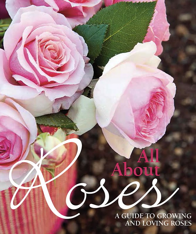 All About Roses book cover