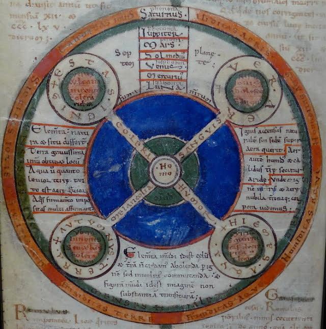 Liber floribus of Lambert of St Omer