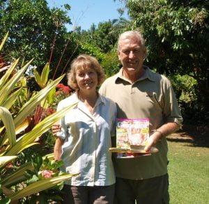 Winner of the Gardening Australia 'Golden Trowel' 2009