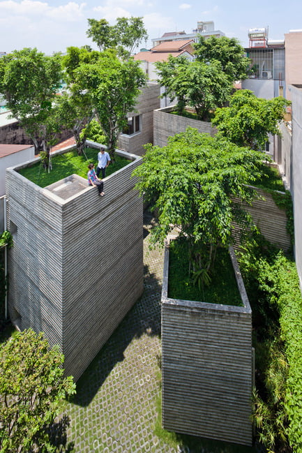 House for Trees Design Vo Trong Nghia Architects