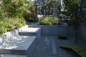 Japan Gardening World Cup 2014 Best in Show. Design Paul Hervey-Brookes. Photo Leon Kluge