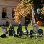 front yard graves