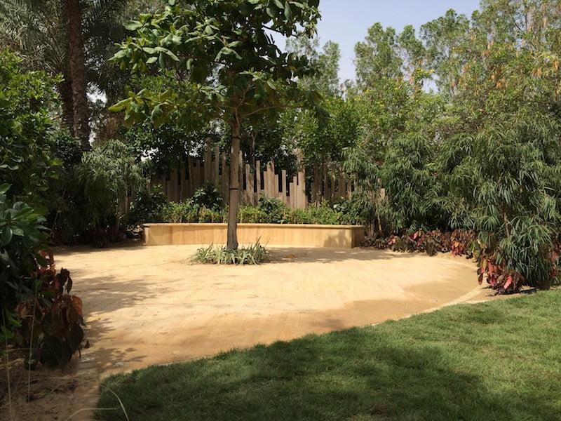 Ashjar Show Garden Design Kamelia Zaal