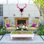 Fabric-Deakinlock-garden-Fresh-Gardens-at-Chelsea-2014