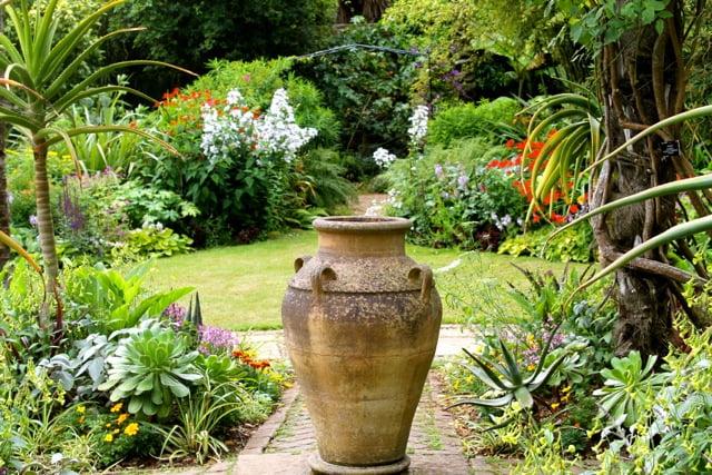 The Walled Garden at Abbotsbury