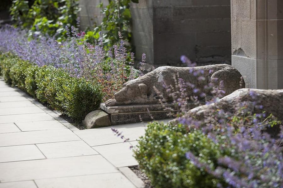 Abbotsford House. Photo Angus Bremner© Bremner Design, courtesy The Abbotsford Trust
