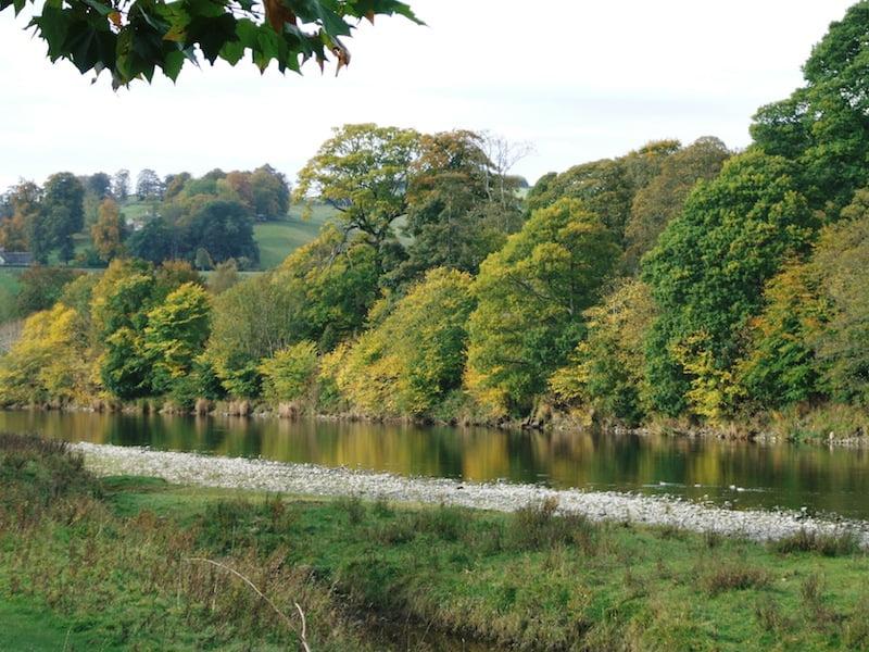 Abbotsford estate grounds. Photo courtesy The Abbotsford Trust