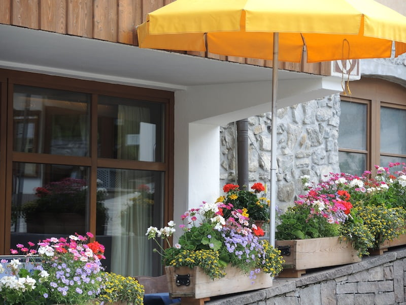Window Boxes of the Dolomites Photo Helen McKerral24