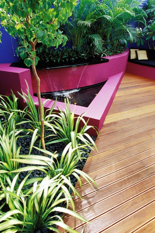 Courtyard design Janine Mendel Cultivart, Perth