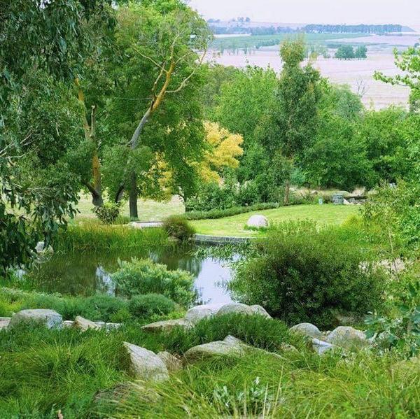 A yarra valley trip with garden history gardendrum for Garden design yarra valley