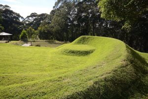 Landform design Michael Bates