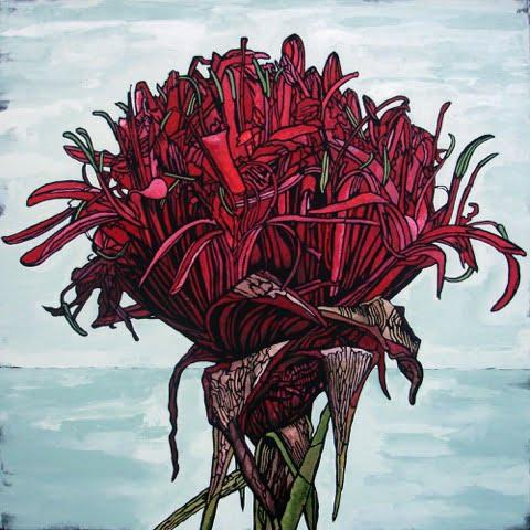 Pod and Pod: gymea lily
