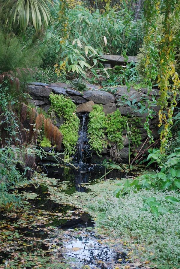 Waterfall at Tugurium