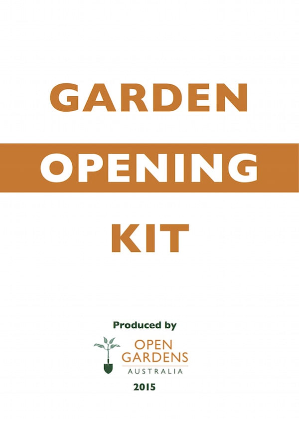 Garden Opening Kit