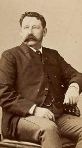 William Guilfoyle c1888: Photo courtesy RBGM