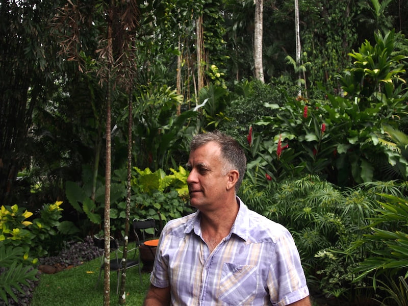 Host Mark Vowles at Tabu B&B Cairns
