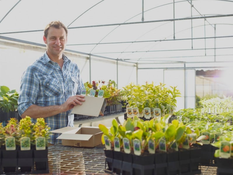 Tim Sansom, The Diggers Club, will present a workshop on heirloom varieties for the garden
