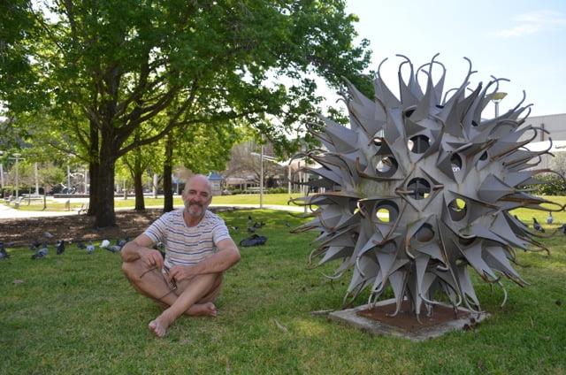 Jamie Sargeant with Liquidambar