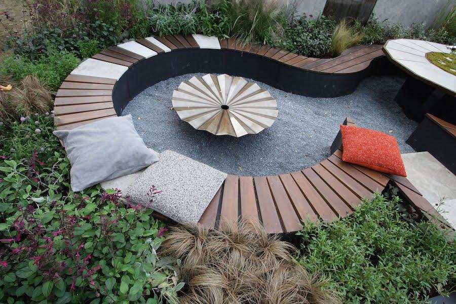 The Tea Garden Design Ross Uebergang Japan World Flower and Garden Show 2015