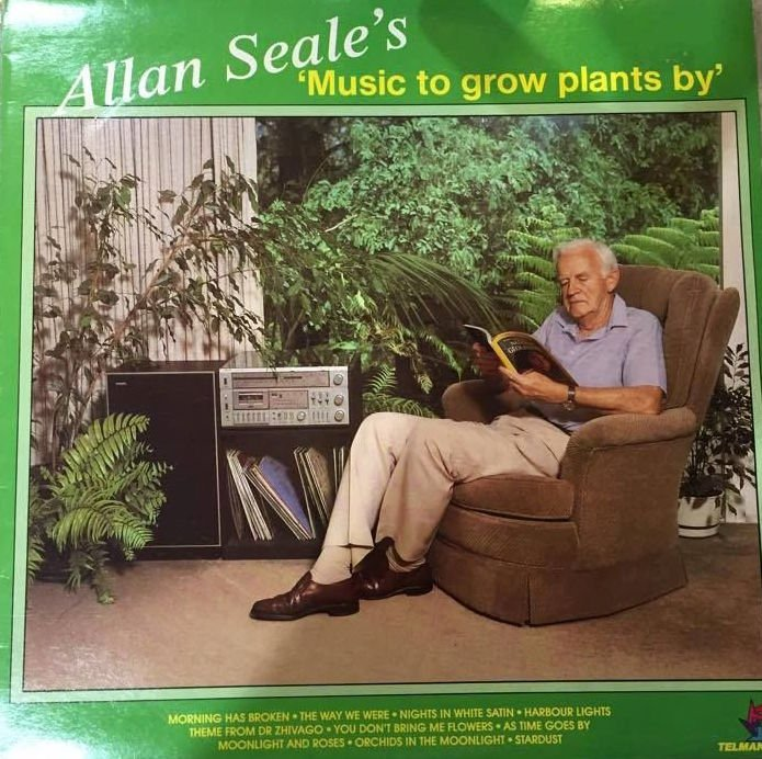 Allan Seale's album 'Music to Grow Plants By'