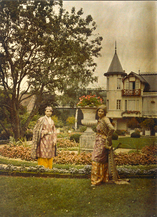 La Villa des Iris in 1932