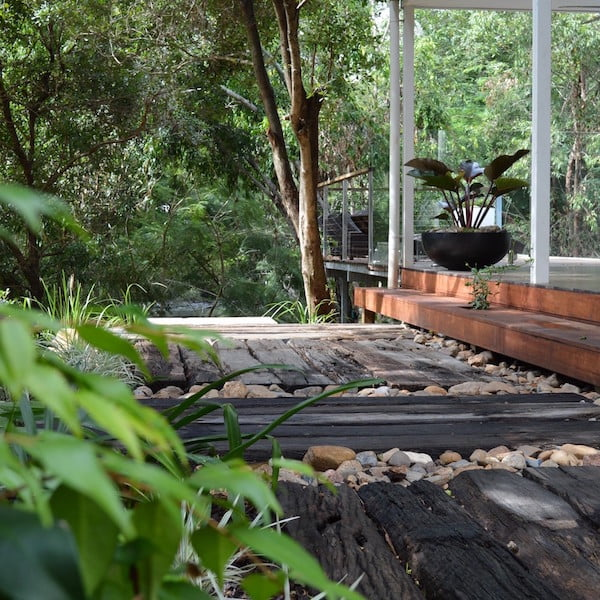 Hidden design festival comes to brisbane gardendrum for Gardening tools brisbane