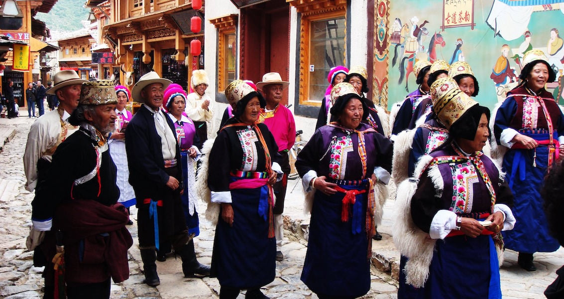 Tibetan culture in Shangri-La