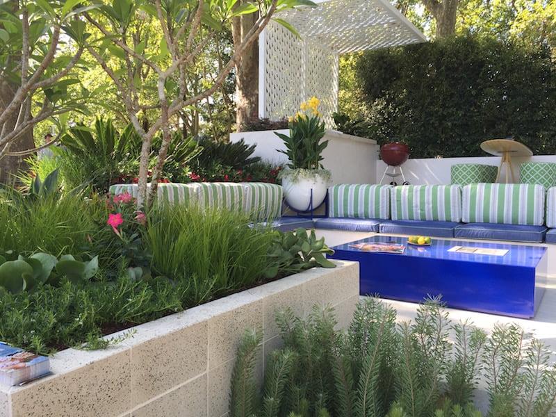 Ohana by Georgia Harper Landscape Design - eclectic planting mashup