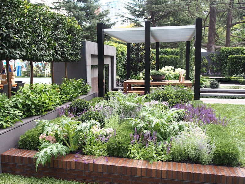 The Greenery Garden by Vivid Design. MIFGS 2016