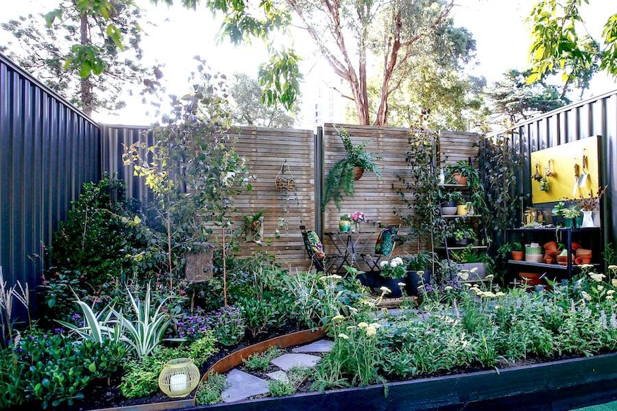 'The Picking Garden' by Kerri Heron. Photo Paul Loughan