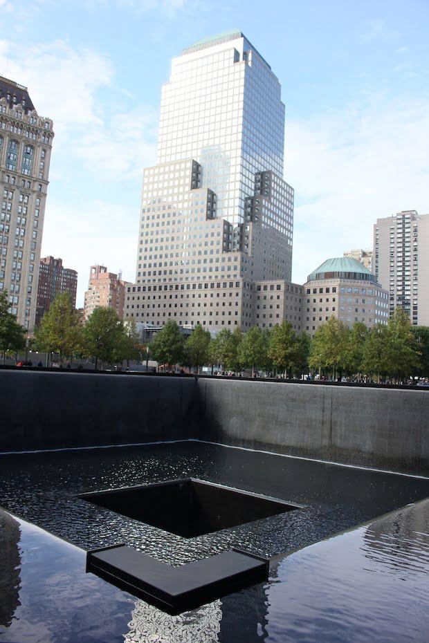 World Trade Center memorial New York
