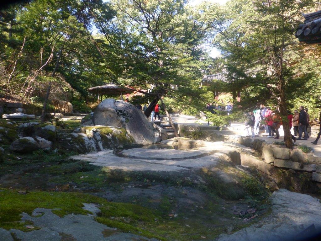 Ongnyucheon artificial stream