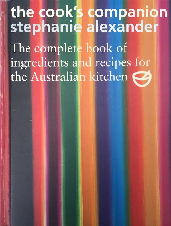 'The Cook's Companion' by Stephanie Alexander