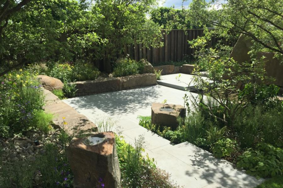The M&G Garden designed by Cleve West