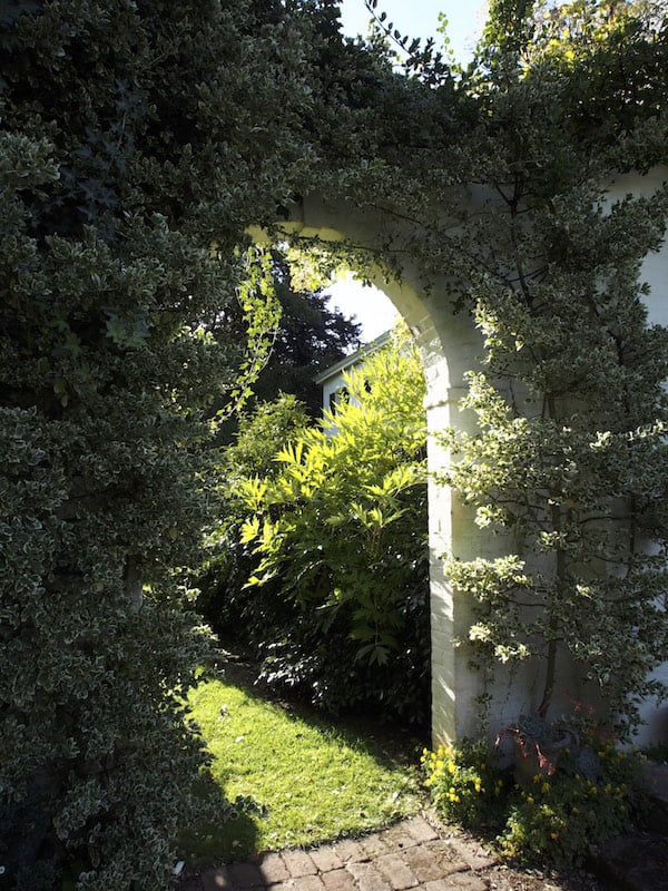 Brickendon garden Tasmania