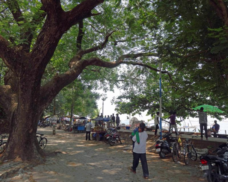 Vasco de Garma Square, Fort Cochin