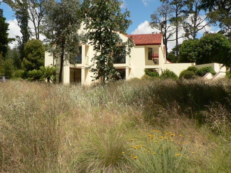 Grassland garden, Walcott garden