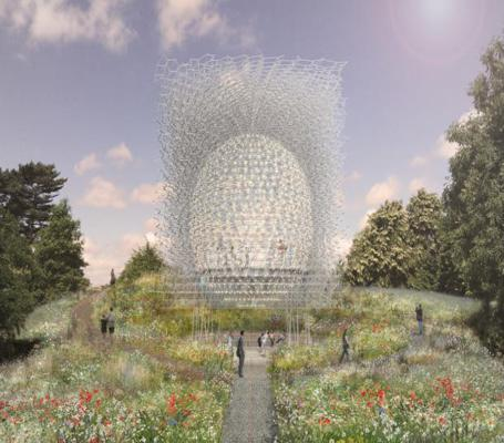 The Hive at Kew Gardens_455x400
